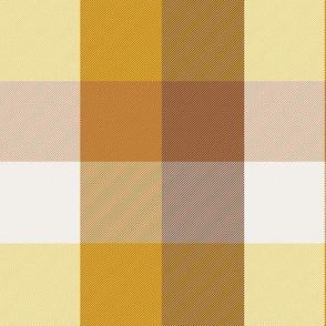 "simple 2"" madras - custom golden hues"