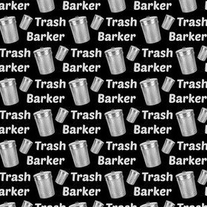 trash barker