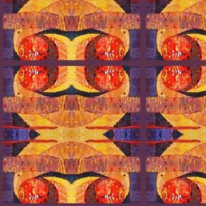 Ancient Tones (square2 quilt large)