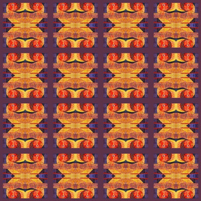 Ancient Tones (square2 quilt small)