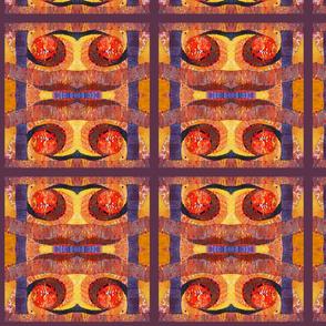 Ancient Tones (square quilt medium)