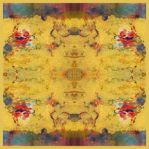 Deja Vu (square4 quilt Large)