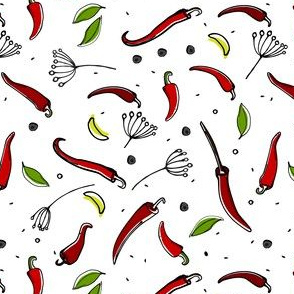Pepper chilly