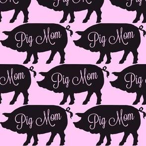 Pig Mom Pink