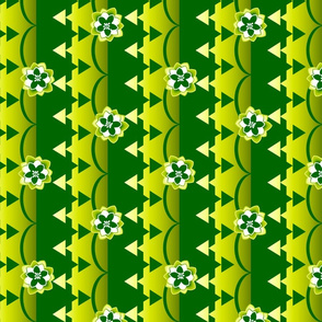 Cactus Flowers - high noon