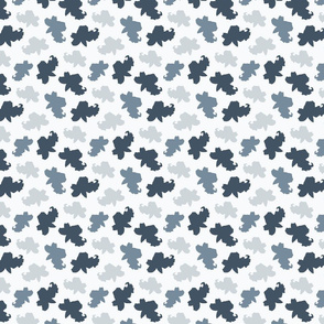 Blue_Grey_Lilies_Stock