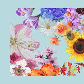Floral-tea-towel-no-calender-lt bl horiz