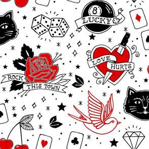 Inked Rockabilly Tattoos