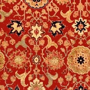 Persian Library Rug
