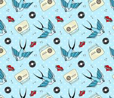 Rockabilly in Blue
