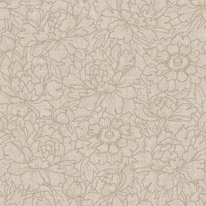 pale gray scroll