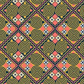 Yunnan Spirals