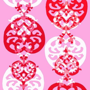 lacy hearts