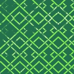 Lattice in Green