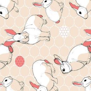 Sketchy Bunnies Warm 90