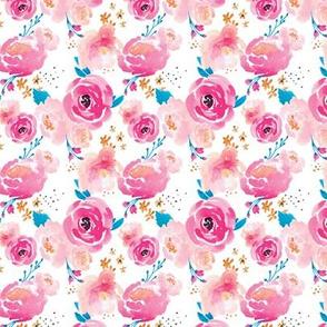 Indy Bloom Design Punchy Florals  3x3