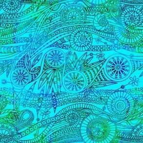 Doodle Ocean
