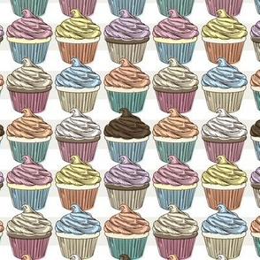 Sweetie Cupcake Pattern