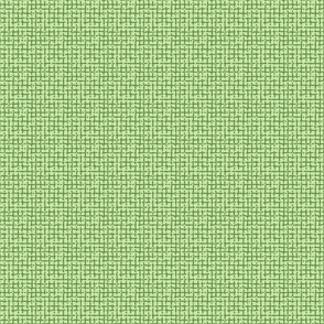 Green textured squares