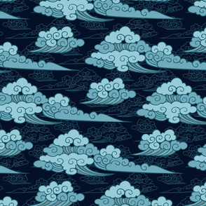 Chinese Clouds