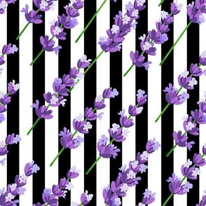 lavender pattern diagonal