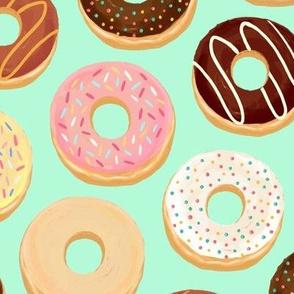 Donut Menagerie