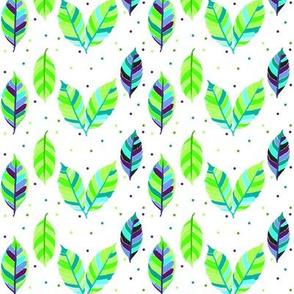 tribal leaves g