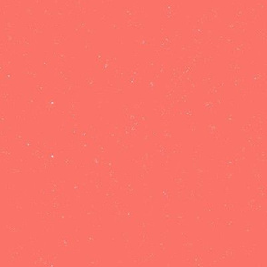 Distressed Solid Happy Coral by Friztin