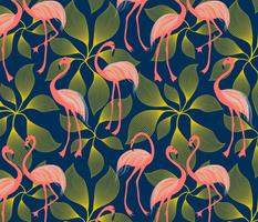 Fabulous 50's Flamingos