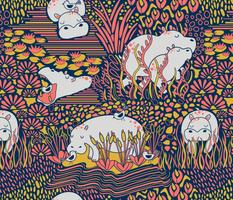 Happy-potamus Herd