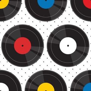 vinyl_Polka dot