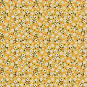 Dancing Blossom - Yellow
