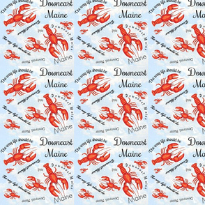 Downeast Maine Lobster