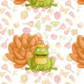 Frog_Prince_Collection_Frog_Scatter