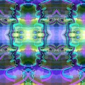 Colourful Communication purp,grn blu