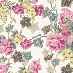 English Rose & Ivy