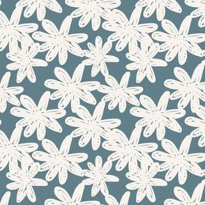 farmhouse florals daisy