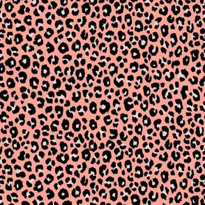 Blush Leopard - small