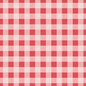 farmhouse red plaid