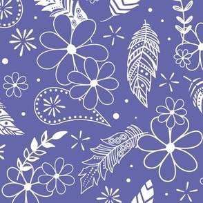 Pack of Parson / Jack Russell Terriers with cute head tilt - living coral