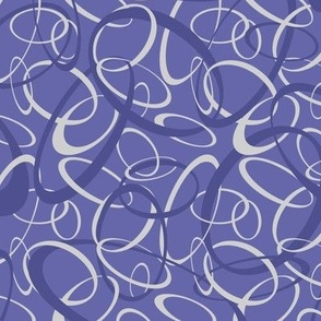 Parson / Jack Russell Terriers cute dog pattern / Peach pink