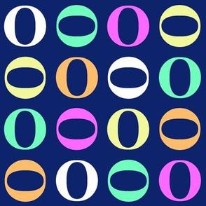 spinning O -  tutti fruitti