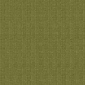 19-2AB Olive Military Green  Linen Texture Solid Blender _  Miss Chiff Designs