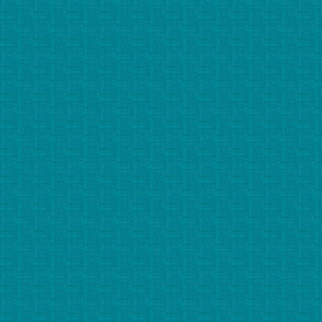 19-2AA Blue Green Teal Linen Texture Solid Blender