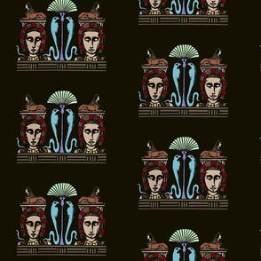 egyptian montage