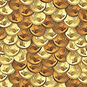 coins pot o' gold