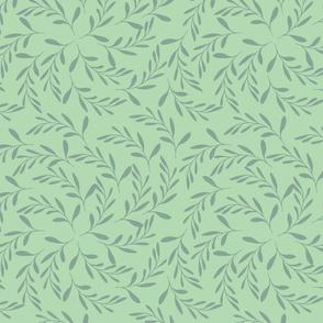 Leaves-Tonal