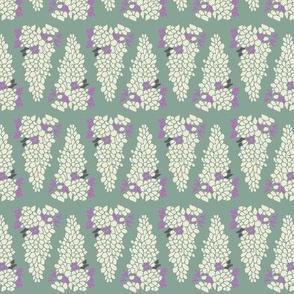 Lavender Heads_Green