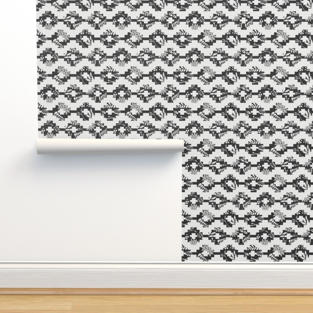 Isobar Durable Wallpaper featuring Desert Plants  by sarahparr