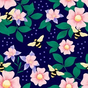 Bohemian paradise pattern